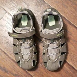 Teva sandals 8